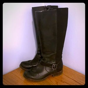 Women's Kenneth Cole Black Boots 7.5